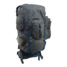 Zion External Frame Backpack - CHARCOAL