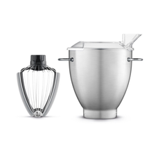 The Scraper Whisk Mixing Bowl