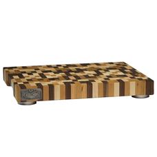 Mixed Wood Cutting Board