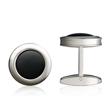 Hampton Black Onyx Cufflinks