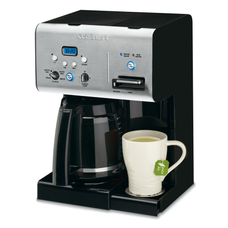 Coffee PLUS 12-Cup Programmable Coffeemaker System