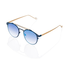 Rapace II Collection Unisex Extra-light Blue Sunglasses