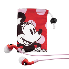 Disney's Minnie Mouse Noise Isolating Earbuds