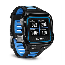 Forerunner 920xt Triathalon Watch - BLACK/BLUE