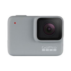 GoPro HERO7 Waterproof HD Sports & Helmet Camera - White
