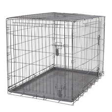 XLarge Dogit Two Door Wire Home Crates - Dog