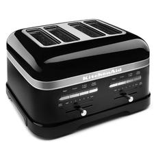 Pro Line Series 4-Slice Automatic Toaster - ONYX BLACK
