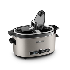 6-Quart Architect Slow Cooker with Lid