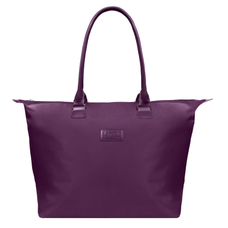 Lady Plume Tote Bag - PURPLE