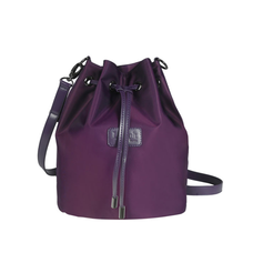 Small Bucket Bag - PURPLE