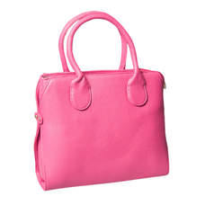 Nacona Handbag for Women - HOT PINK
