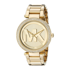 Women's Parker Stainless Steel Watch - GOLD
