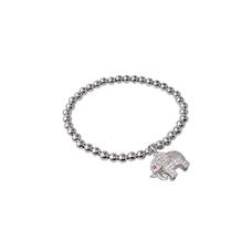 Lucky Elephant Charm Bracelet