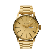 Men's Sentry SS Stainless Steel Watch - GOLD