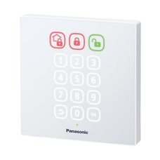 Access Keypad for Home Monitoring System