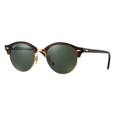 Clubround Sunglasses - TORTOISE