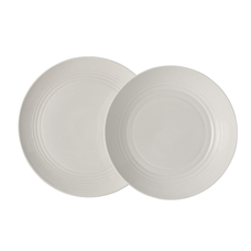 Gordon Ramsay MAZE 2 Piece Serving Set - WHITE