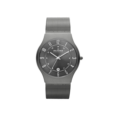 Men's Titanium Grenen Collection - Black