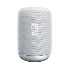 Sony Bluetooth Wireless Speaker with Google Assistant - White
