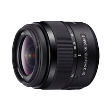 Lens DT 18-55mm F3.5-5.6 SAM II