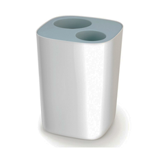 Split Bathroom Waste Separation Bin