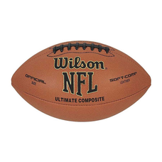 Composite NFL Football Game Ball