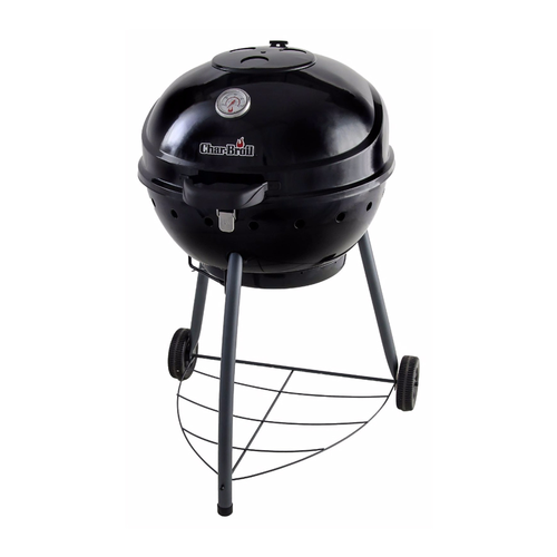 Kettleman Charcoal Grill