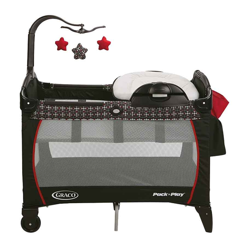 Pack 'n Play Playard with Portable Lounger & Changer