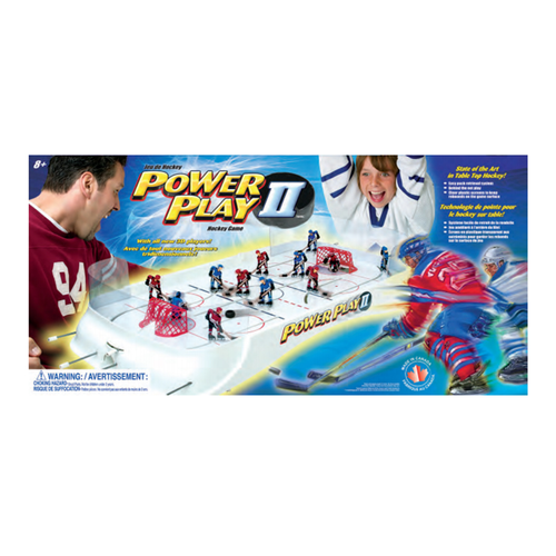 Hockey Game Power Play II