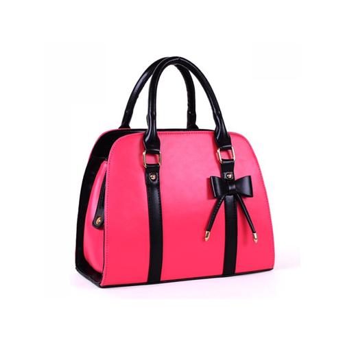Aprilia Handbag for Women - HOT PINK