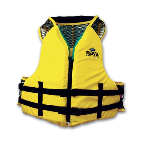 Large/Extra Large Naya Sport Life Jacket - GOLD