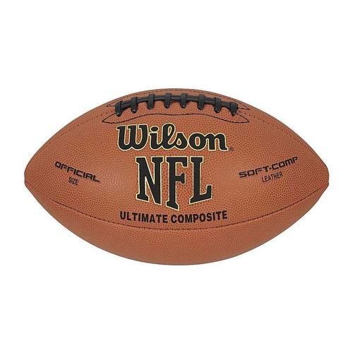 Composite NFL Football Game Ball